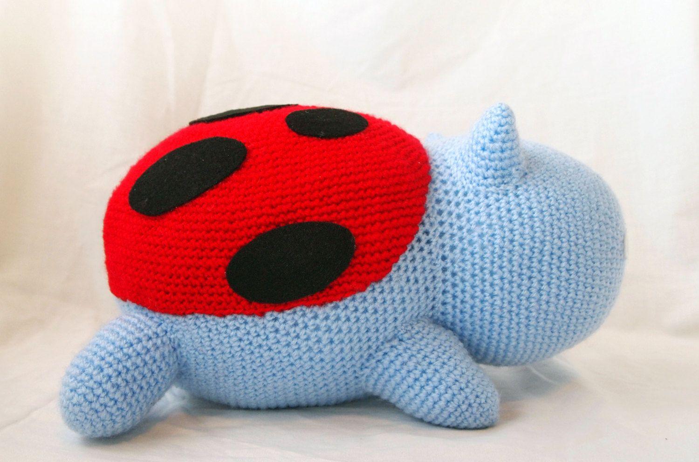 Digital Pattern Catbug Amigurumi Plush Pdf By Artbyekaty On Etsy