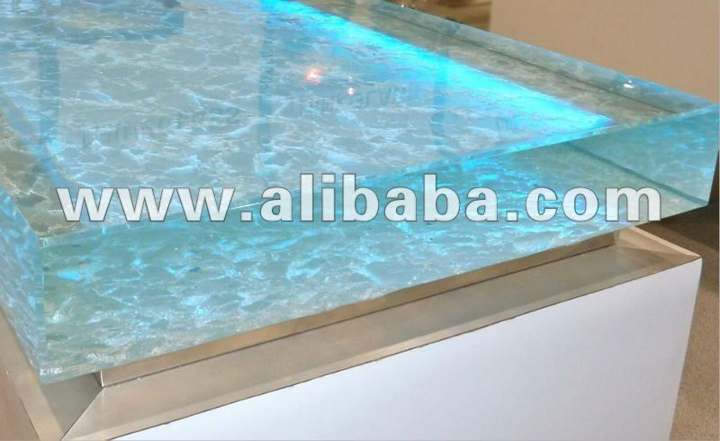 Great Custom Colored Fused Glass Countertops   Buy Glass Kitchen Countertop  Product On Alibaba.com