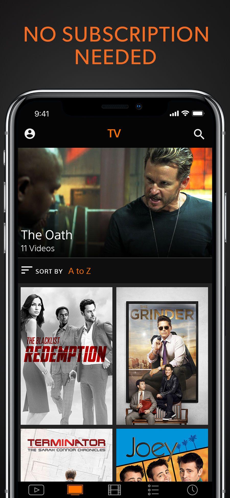Sony Crackle #ios#Entertainment#app#apps | good iphone game