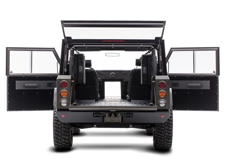 The world\'s first all-electric sport utility truck is finally here ...