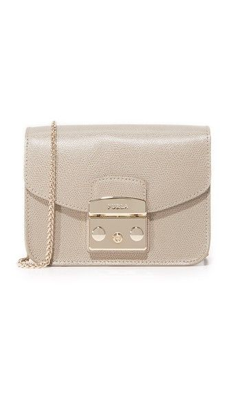 09057bdd50d2 FURLA Metropolis Mini Cross Body Bag.  furla  bags  shoulder bags  leather