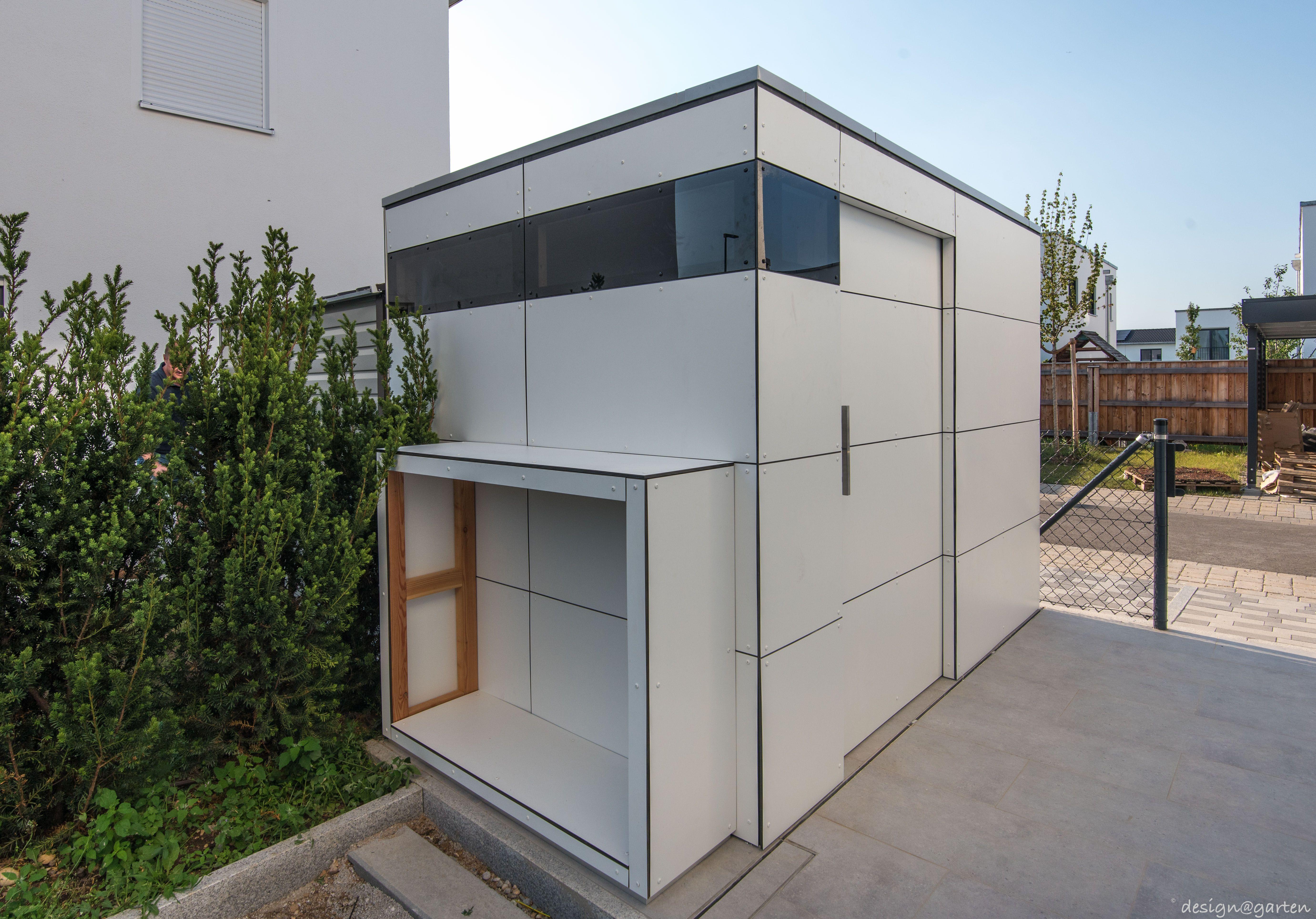 Design Gartenhaus @_gart in München by design@garten - Augsburg ...