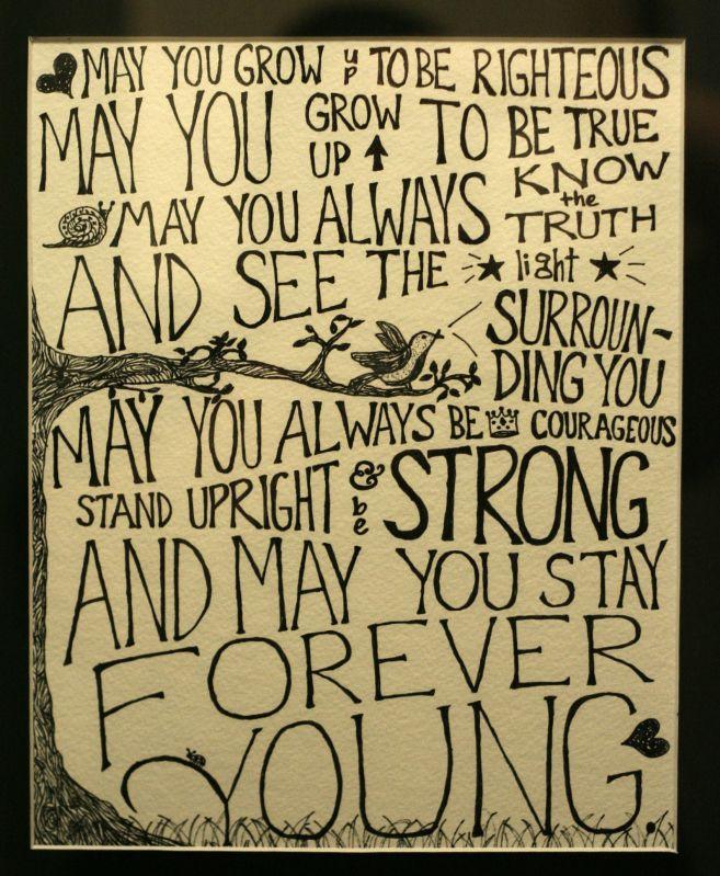 Forever Young | Hemslöjd