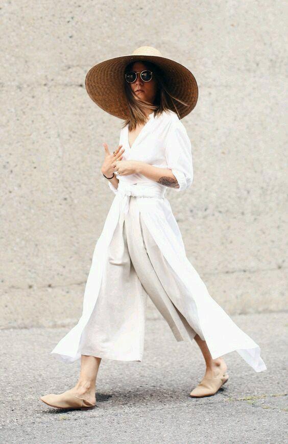 Dicas de Look: Como usar Chapéu de palha e arrasar no Verão!!!