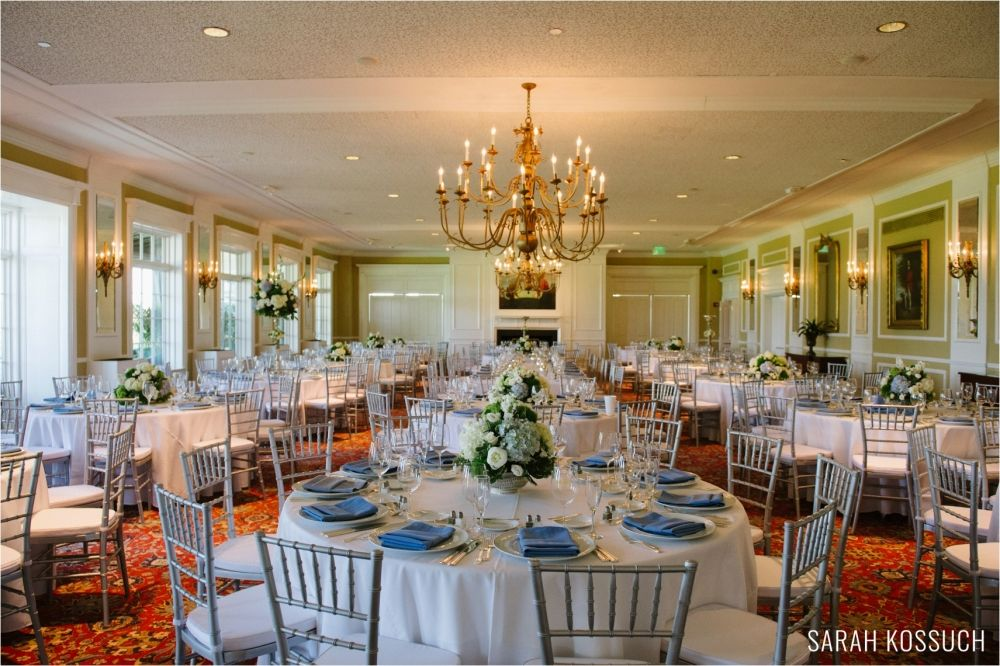 Oakland Hills Country Club Bloomfield Wedding