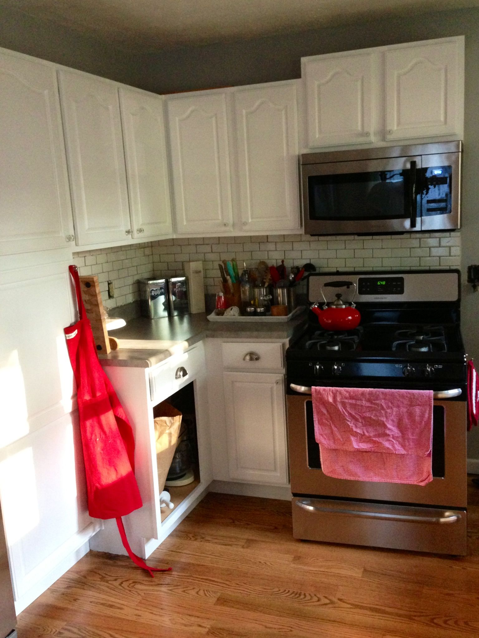 Kitchen Remodel Paint Is Knitting Needles By Sherwin Williams
