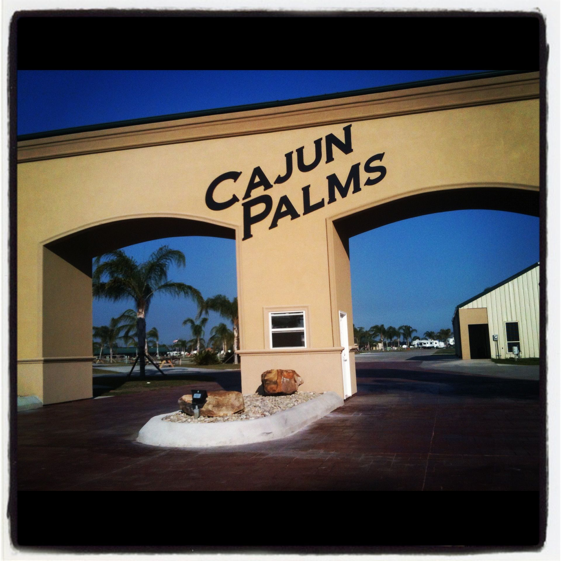 Cajun Palms Rv Resort One Of My Favorite Places To Camp