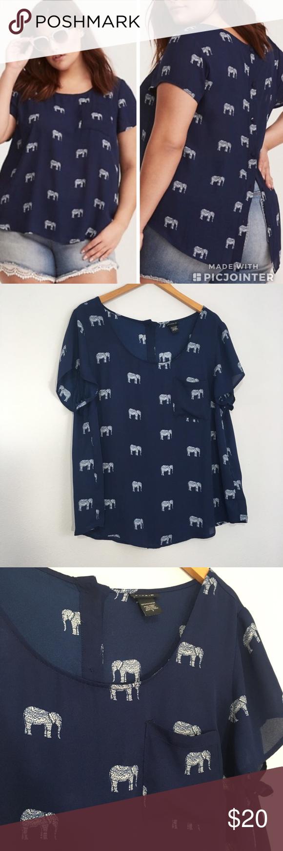 Girls Blue Elephant Floral Paisley Sun Dress Heart Print Summer Dress
