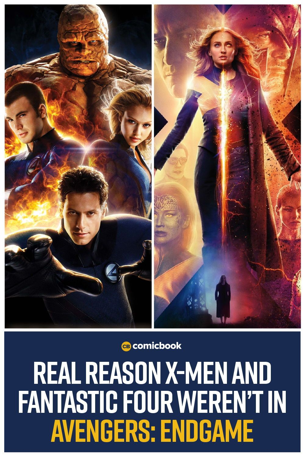 Real Reason X Men And Fantastic Four Weren T In Avengers Endgame Revealed Avengers Fantastic Four Good Movies To Watch