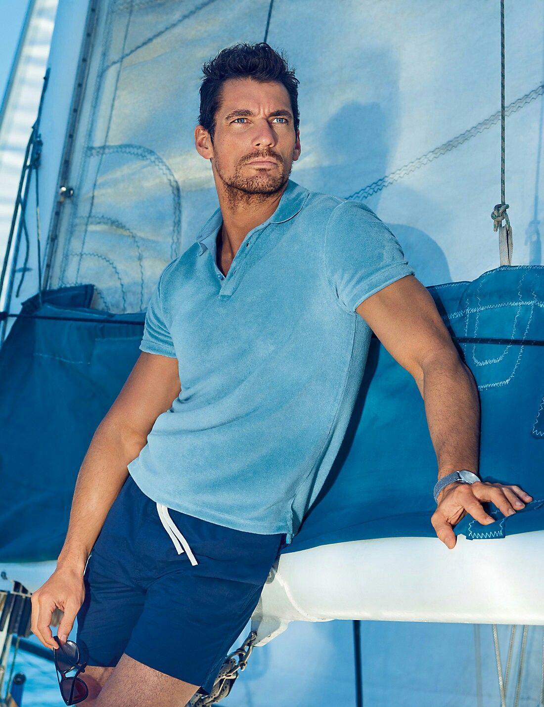 242c53c919 New || David Gandy for @M&S #GandyForAutograph Beachwear Collection SS16