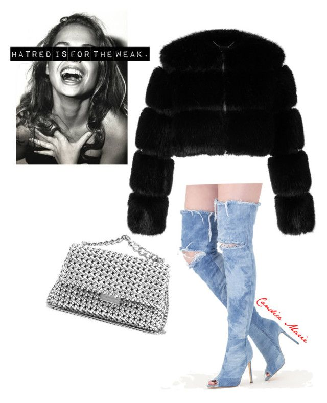 """""""Casual Funk"""" by candicee-mariee on Polyvore featuring Givenchy and STELLA McCARTNEY"""