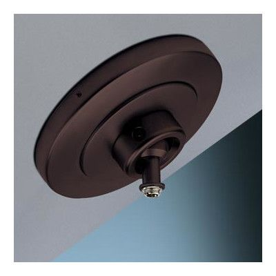 Bruck Power Supply 4  Sloped Ceiling Plug With 75W Canopy Finish Bronze  sc 1 st  Pinterest & Bruck Power Supply 4