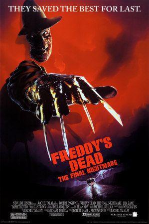 Freddy S Dead The Final Nightmare 1991 Com Imagens Filmes