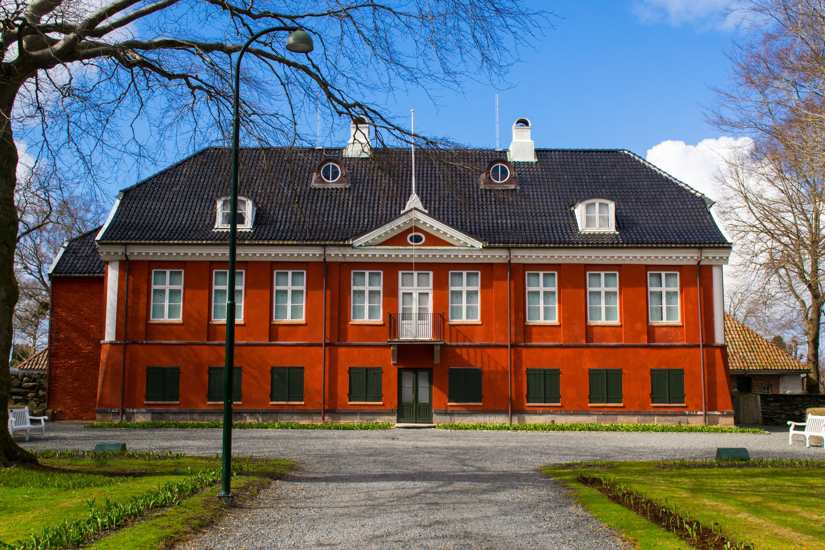 Ledaal Manor Is The Official Residence Of The King Of Norway In Stavanger The Estate Is Today A Royal Residence A Muse Norwegian Architecture Hotel Stavanger