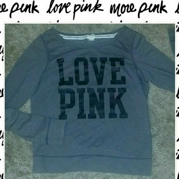 Love pink sweater | Pink, Victoria and Weekend sale