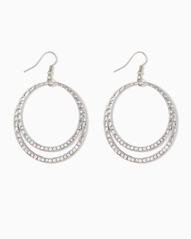charming charlie | Adriane Dangle Earrings | UPC: 410007655118 #charmingcharlie