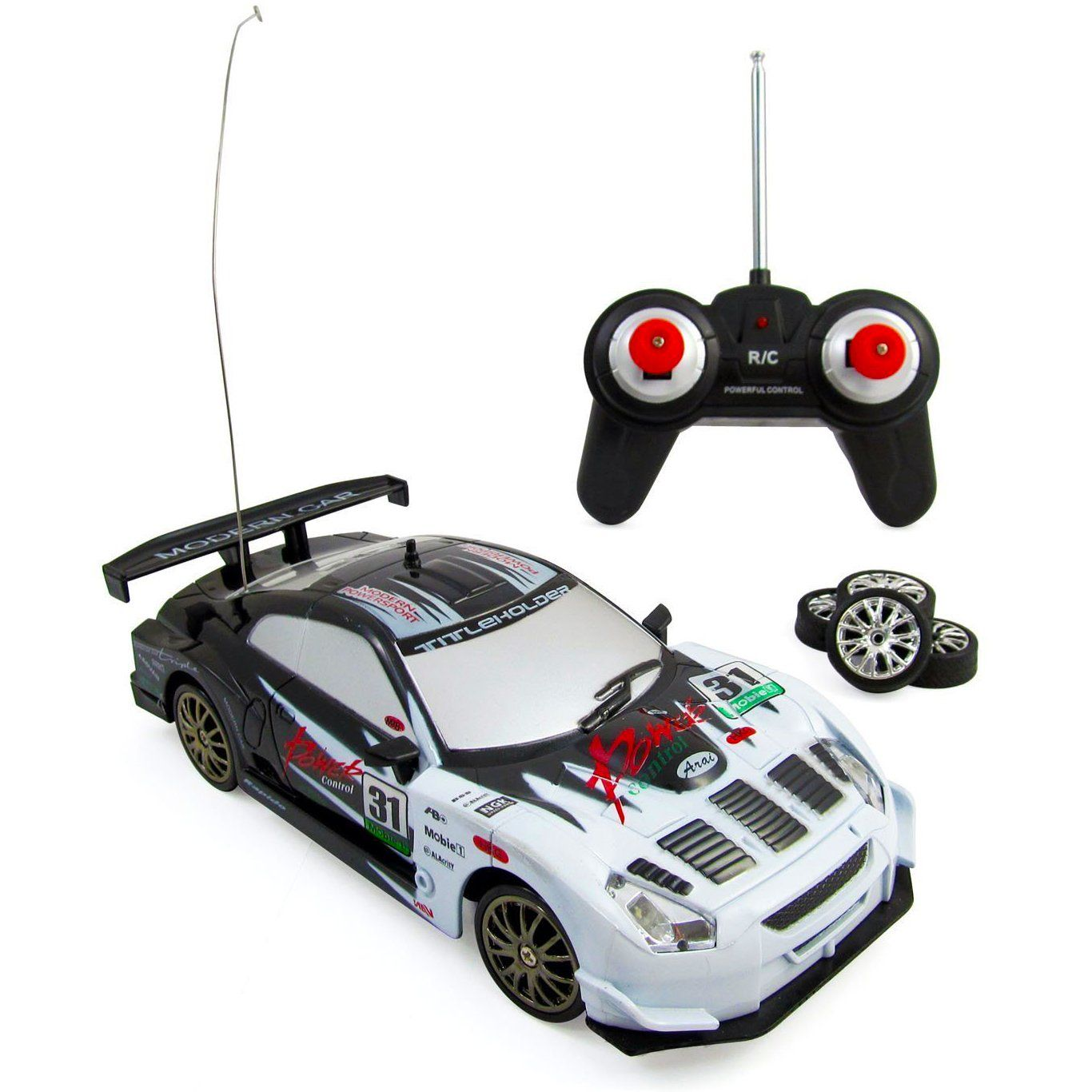 Liberty Imports Super Fast Drift King R/C Sports Racing