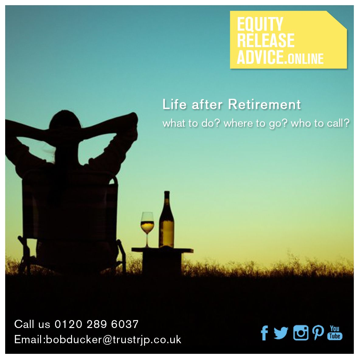 Your retirement years should be a time to settle down and