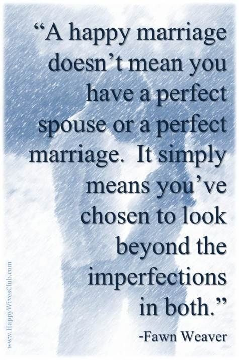 what makes a good marriage partner
