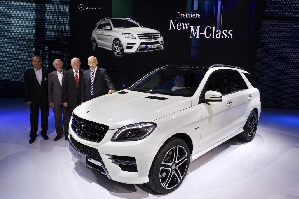 Mercedes M Class 2020 Mercedes m class, M class, Mercedes