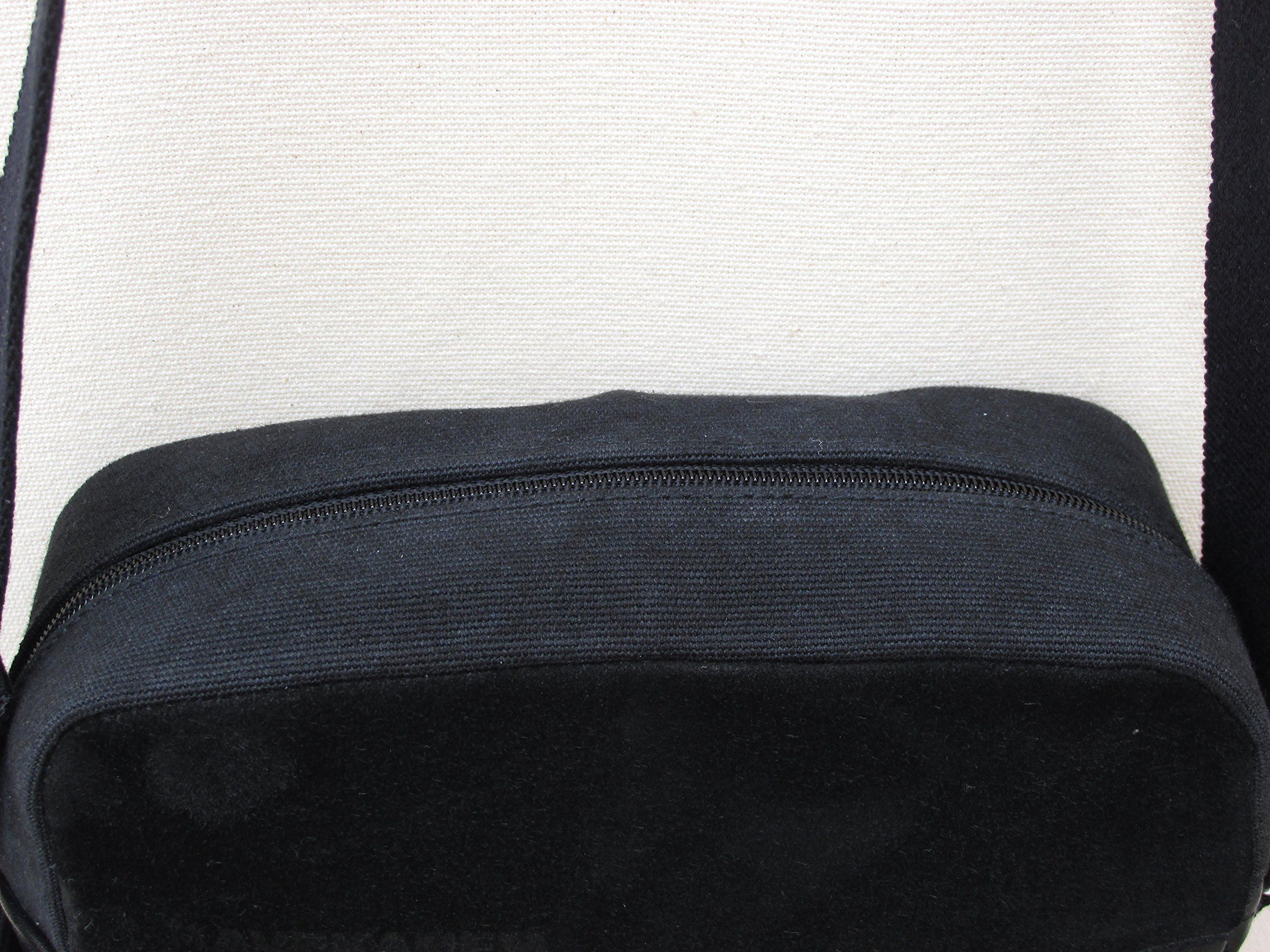 Nero caso in pelle custodia per iPhone XS X cover case #pelle