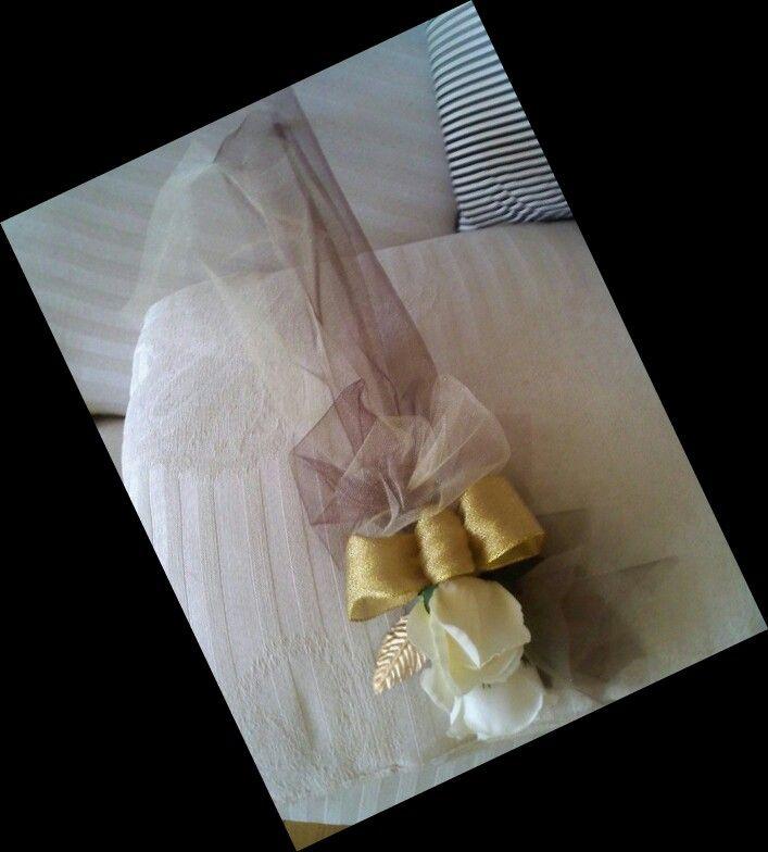 Bridesmaid flower