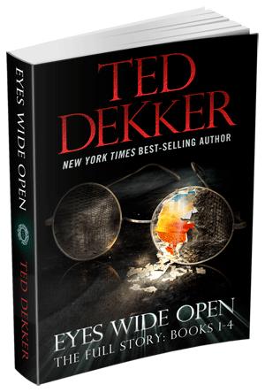 eyes wide open book by ted dekker