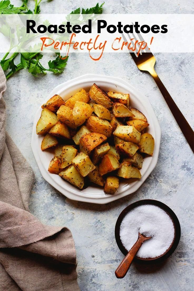 Oven Roasted Potatoes Recipe This oven roasted potatoes recipe is easy and makes the perfect side d