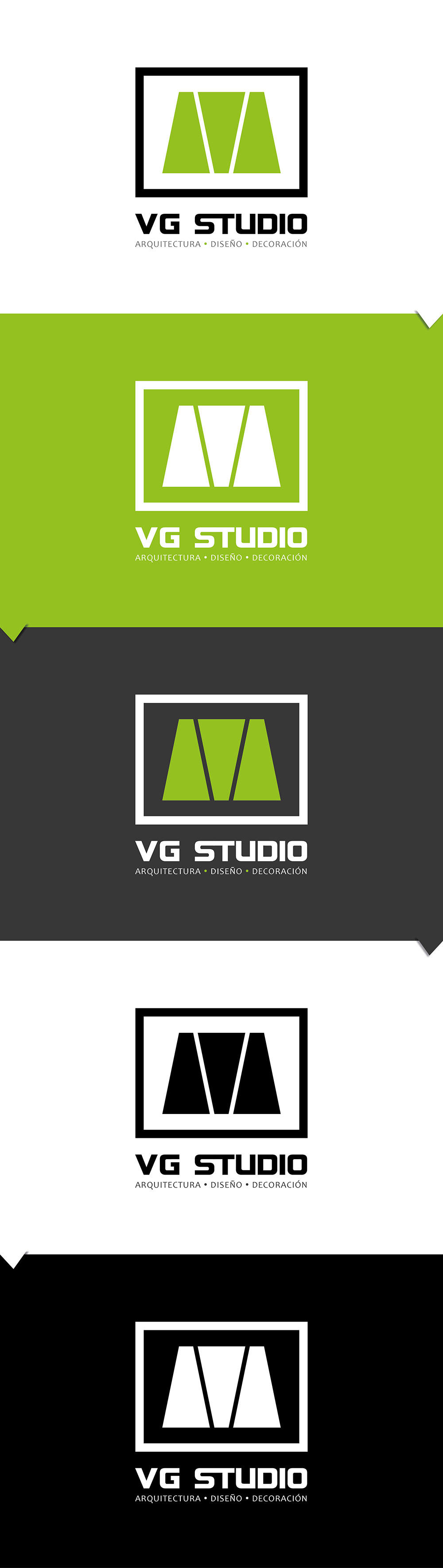 Logotipo para estudio de arquitectura y dise o de - Diseno y arquitectura de interiores ...