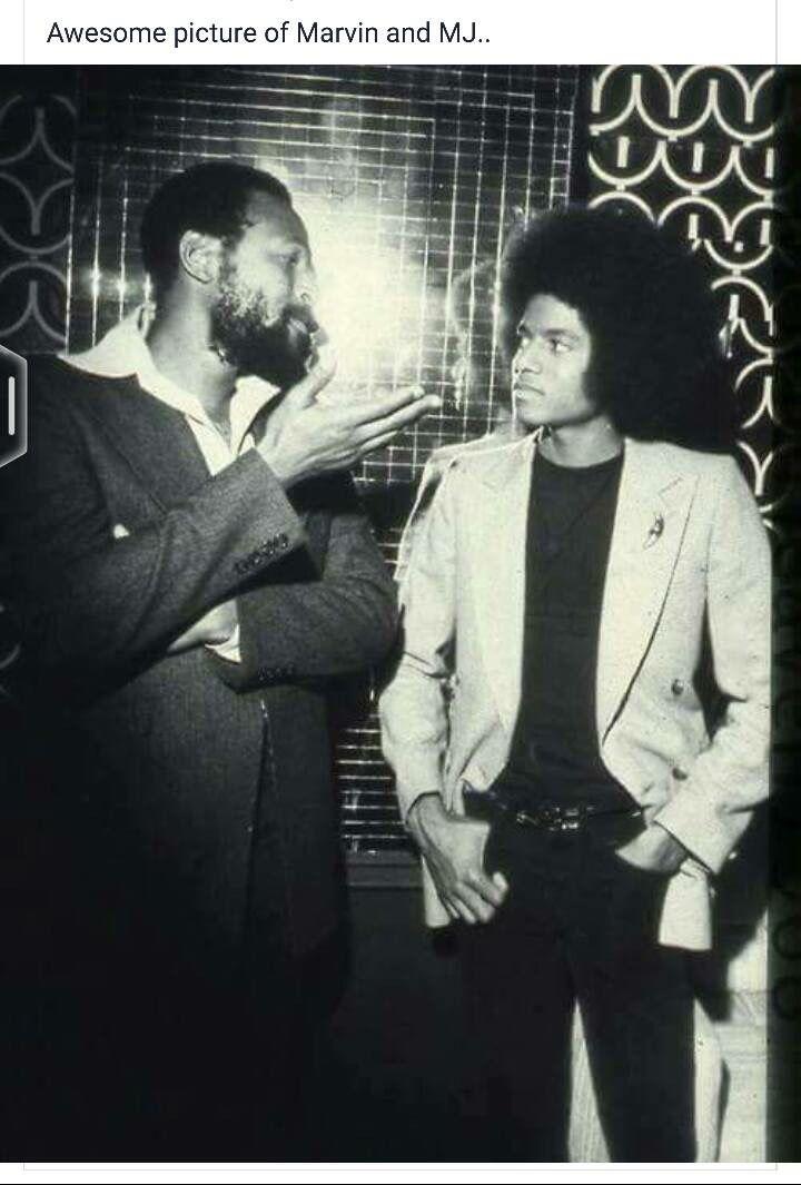 <3 Idols <3 Marvin & MJ