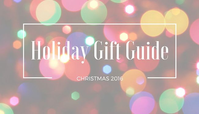 Holiday Gift Guide 2016: Gifts that Give Back to Charity | College ...