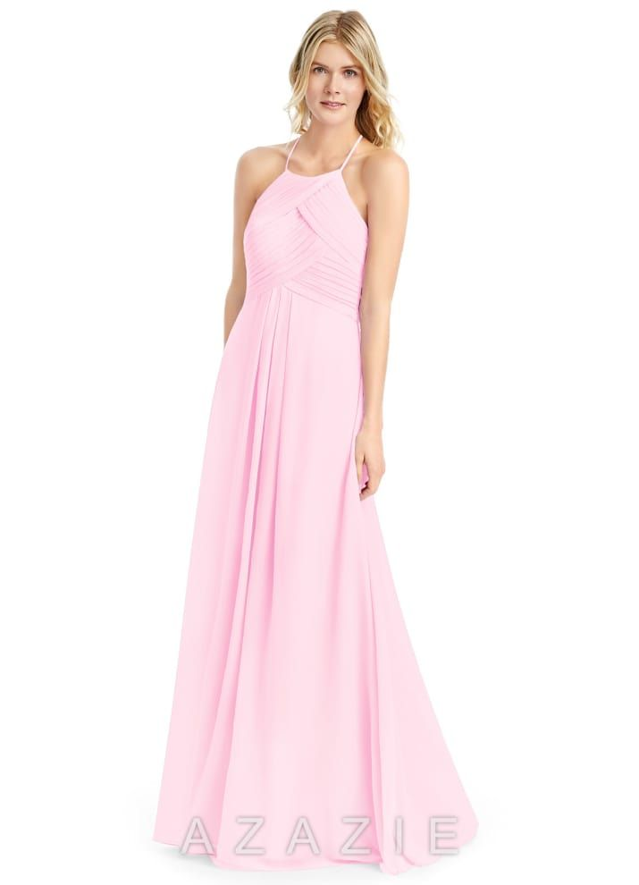 954925155b2 10 Millennial Pink Dresses Your Bridesmaids Will Love