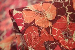 Poppy Rose - Liberty Of London - Tessuti Fabrics - Online Fabric Store - Cotton, Linen, Silk, Bridal & more