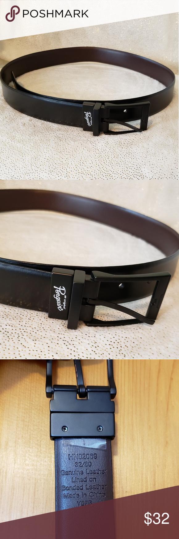 Penguin Leather Belt Penguin Leather Belt Original