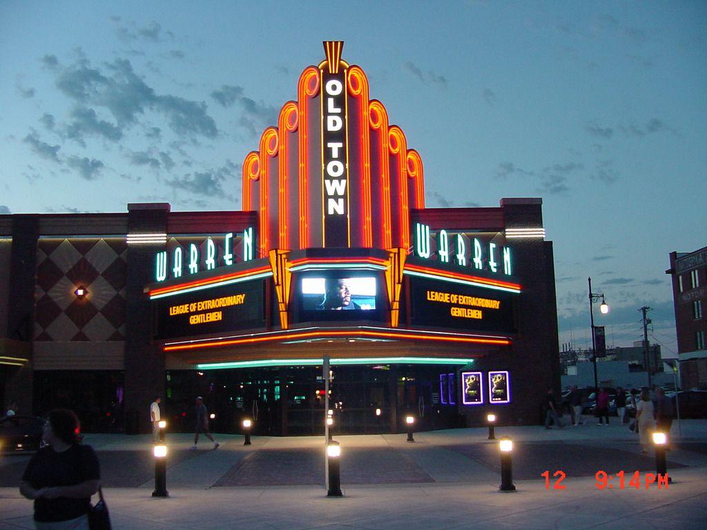 Great theater oldtown kansas usa