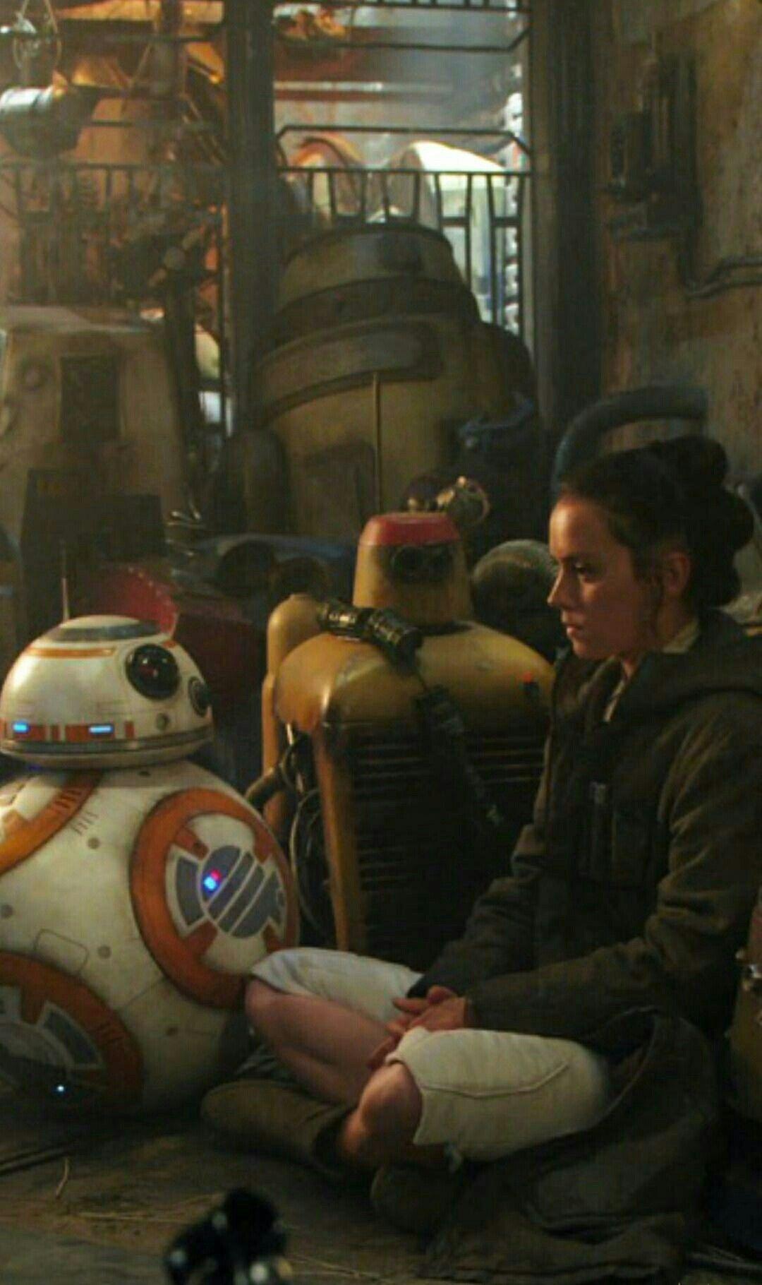Photo of Rey & BB-8 amigos #rey #starwars #theriseofskywalker