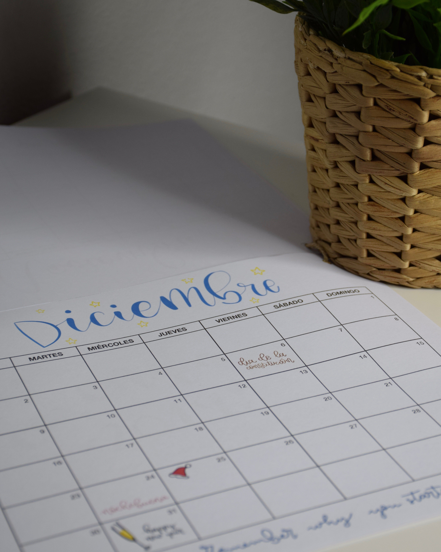 Calendario 2019 Inspo Calendario Y Frases En Ingles
