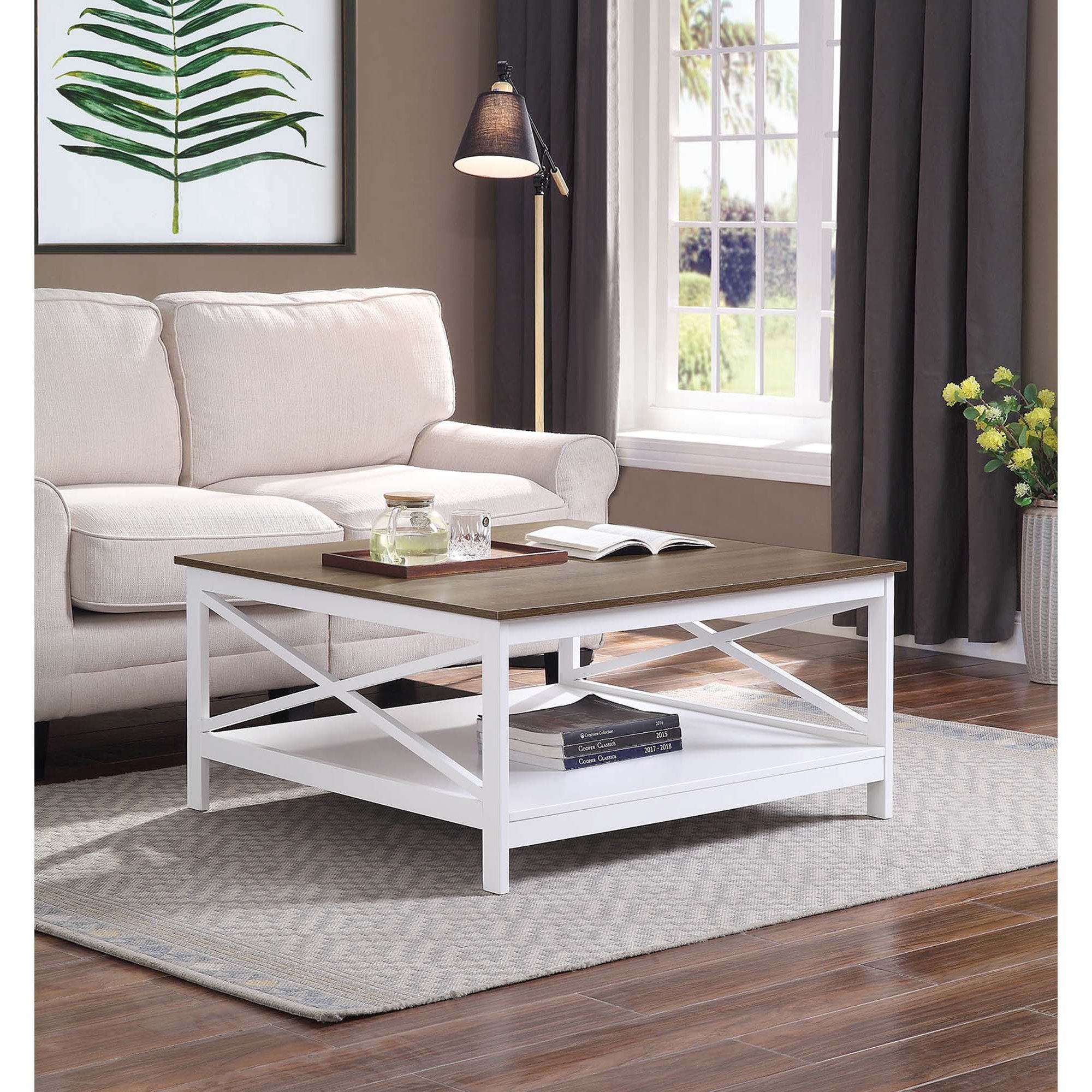 Convenience Concepts Oxford 36 Square Coffee Table Walmart Com In 2021 Coffee Table Coffee Table Square White Coffee Table Living Room [ 2000 x 2000 Pixel ]