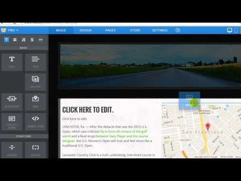 how to make a weebly website private