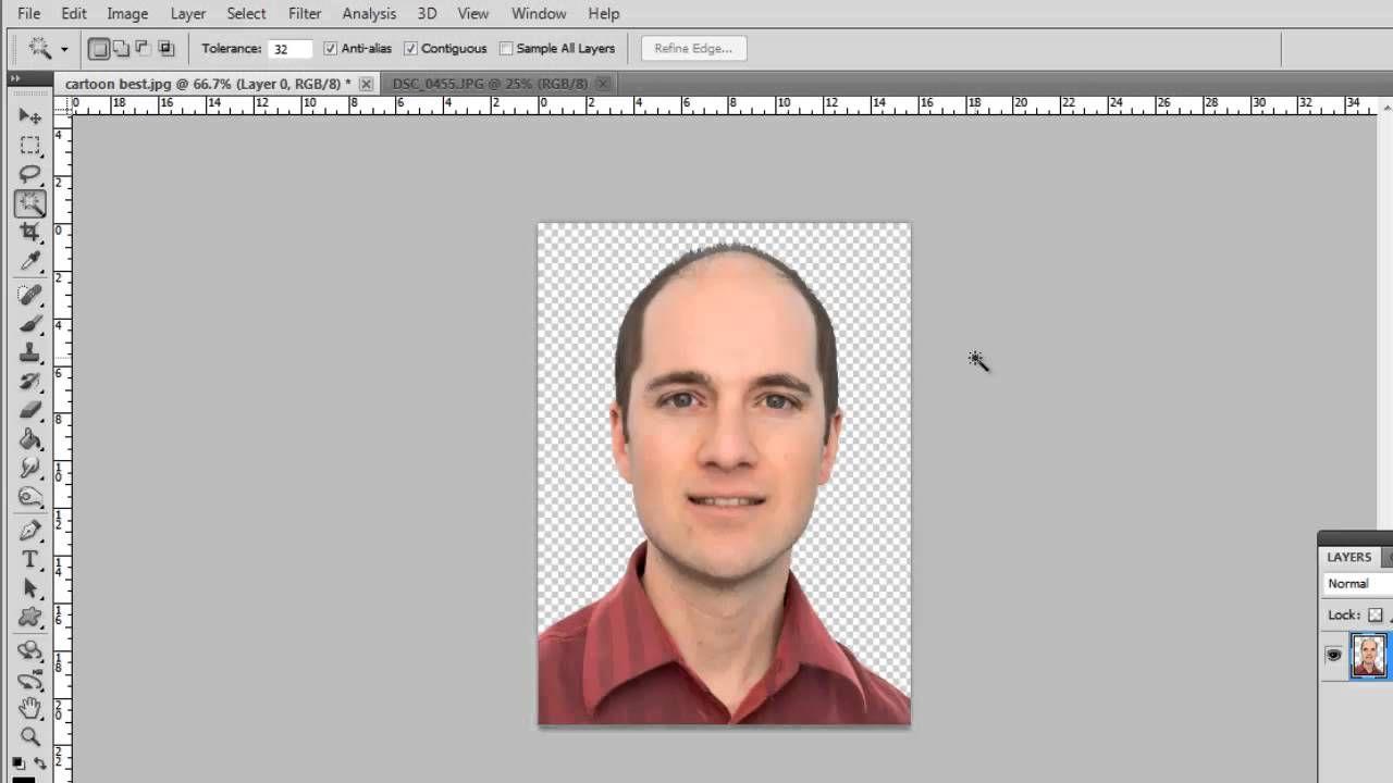 How To Make Transparent Background On Phototshop Photoshop Tutorial Photoshop Images Raster Image
