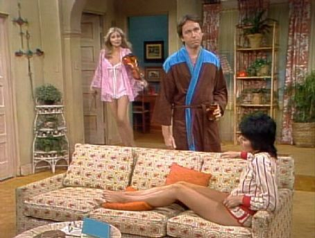 Threes company sexy moments you