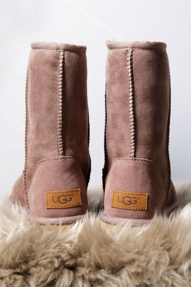 69b04f17abf Get comfy with UGG and slip your feet into these gorgeous storm grey ...