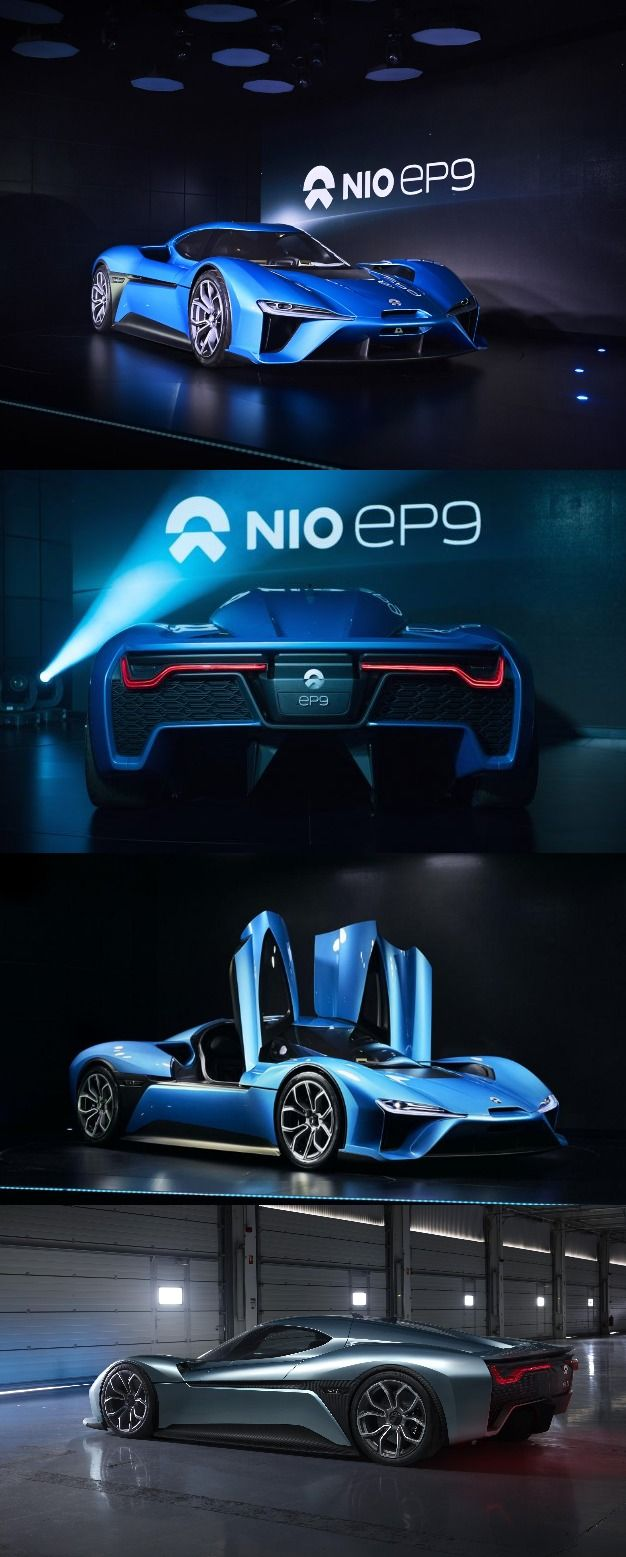 The worlds fastest electric car - Nextev Chinese Electric Car Company Today Cuts The Ribbon Of Its New Nio Brand And Its First Product The Claimed To Be The World S Fastest Electric Car