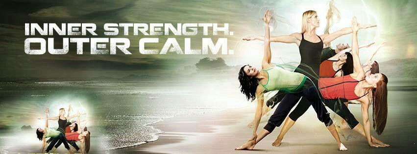 Inner strength outer calm
