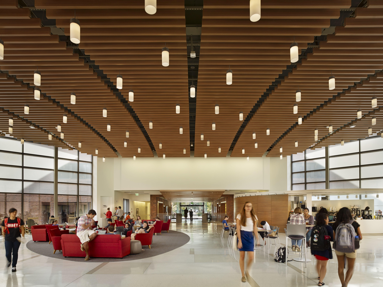Ballinger Interior Design Academic Johns Hopkins University