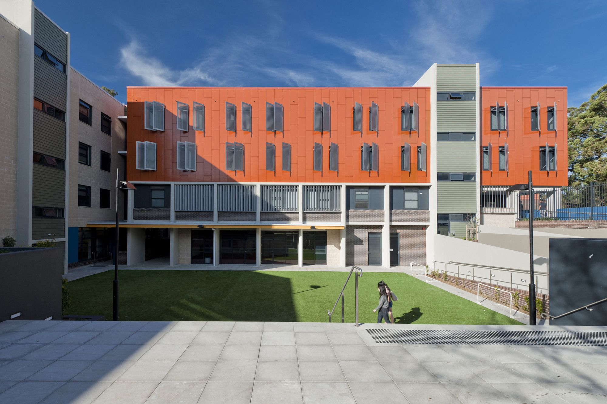 Gallery - Robert Menzies College Student Accommodation / Allen Jack+Cottier Architects - 1