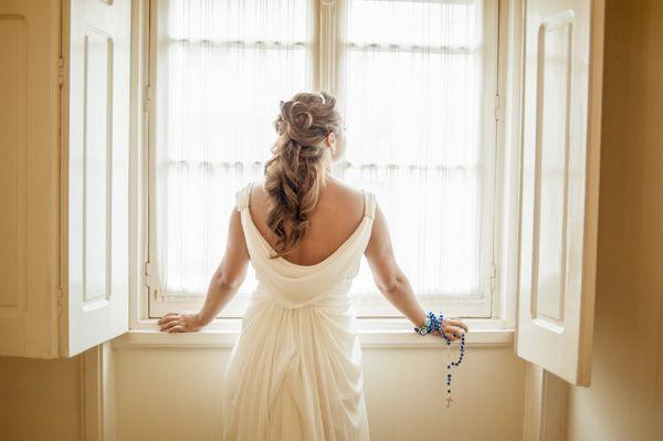 O casamento da Andrea e do Diogo | O blog da Maria. #casamento #Portugal #noiva
