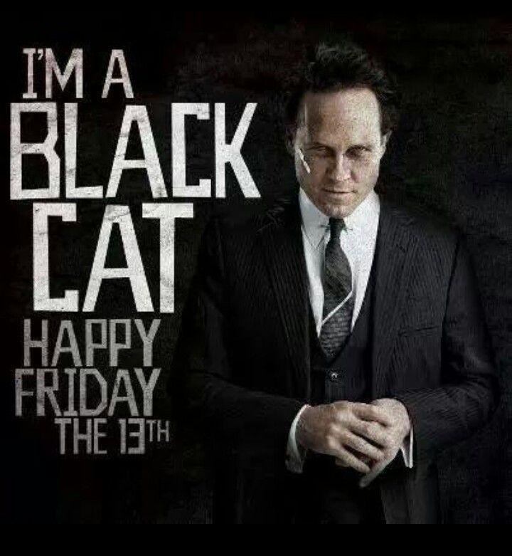 #mayhem #allstate Dean Winters   Happy friday the 13th ...