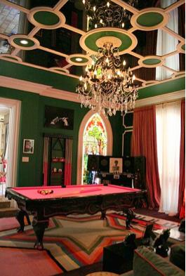 Billiard Room Vintage Hollywood Glamour Billards Room