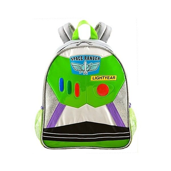 5f21235ce46 Personalized Buzz Lightyear Backpack